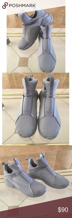 Puma Fierce Core A fierce mash up of performance ready technology and casual trends by Kylie Jenner Puma Shoes Sneakers
