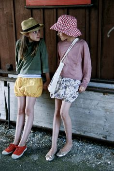sweet bloomer shorts