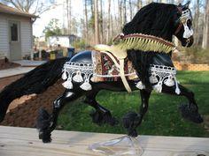 Customized Breyer Horse  Fas'Se the by ManyAFineFaerieThing, $120.00