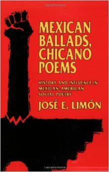 Mexican ballads, Chicano poems : history and influence in Mexican-American social poetry http://library.sjeccd.edu/record=b1020949~S1