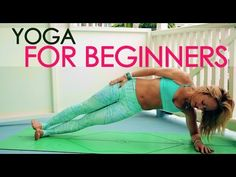 Yoga for Beginngers, Journey into Strength with Kino - YouTube