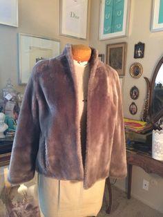 Vintage Borgana Fur Coat By Alberchts Fur by RecycledPaperDolls, $75.00