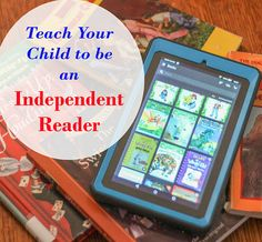 Teach Your Child to be an Independent Reader    homeschooling, reading, homeschool, home school, funschooling, learning to read, reading, independently, audiobooks, ebooks, books, audible, overdrive, hoopla, library, libraries, unschool, unschooling
