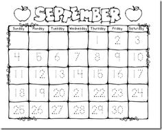 """Calendar Book""=  Homework Notebook plus pages for math meeting?  Use laminated hundreds chart and calendar to add the shape and number pattern???  Also put daily language in?  Great potential!"