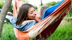 Kissing can be can be a heart-healthy micro workout, a hormone releaser and a mood booster.