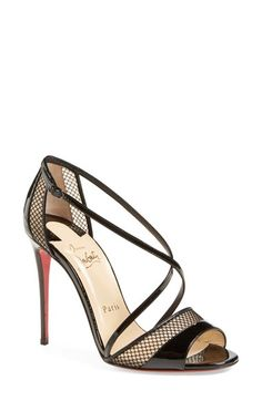 Christian Louboutin 'Slikova' Open Toe Sandal