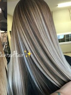 6 Great Balayage Short Hair Looks – Stylish Hairstyles Hair Color Highlights, Blonde Hair With Brown Highlights, Blonde Color, Hair Color And Cut, Hair Colour, Great Hair, Hair Dos, Balayage Hair, Gorgeous Hair