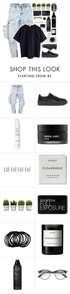 """If wanting you is a crime, let me write down statements"" by stormy-delusions ❤ liked on Polyvore featuring This Works, Koh Gen Do, Nikon, Maison Margiela, Byredo, Billabong, Smashbox, Living Proof and CB2"