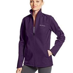 4a1f761801d2c Columbia Women s Plus-Size Kruser Ridge(TM) Softshell