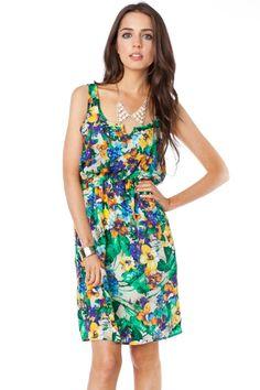 ShopSosie Style | Rio Floral Dress