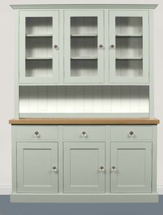 Kitchen Dresser sage green kitchen dresser sideboard cabinet welsh by elliemagpie Painted Kitchen Dressers And Fine Free Standing Furniture From The Kitchen Dresser Company Furniture