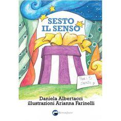 sesto il senso, Libro di Daniela Albertacci, BERTONI EDITORE Smurfs, Fictional Characters, Ebay, Fantasy Characters