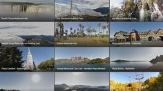 5 parques nacionales de la Argentina para disfrutar por Internet  Google reúne en un único lugar todos los puntos de interés de la Argentina que fueron registrados por el servicio de vistas panorámicas Street View.