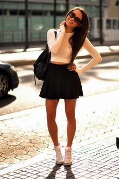 Gorgeous Skirt Work Outfits For Office Women (10)