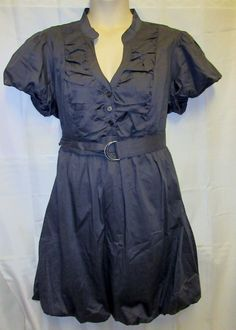 acb620465af Ruched front with a button up torso to give it a steampunk  military style.  Strapless dresses   skirts