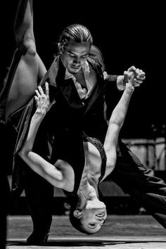 You can't dance with your mind, your thoughts..? To dance with Passion, you can only do it with an open heart, with feelings....your body passionately flowing with the rhythm of the music.. Dance is like Life: you let it flow and use your feelings & instinct for the best performance.. <3