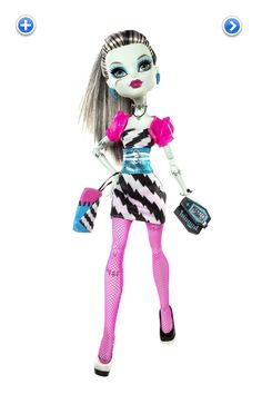 Mi otra nueva monster high