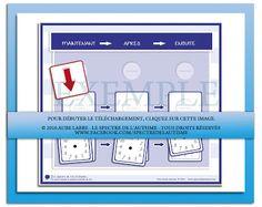 Support visuel pour pictogrammes avec horloge Maintenant - Après - Ensuite - Téléchargement gratuit Routine, Family Guy, Stage, Character, Adhd, Down Syndrome, Visual Aids, Clock, Board