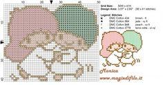 Schema punto croce Little Twin Star 2 50x41 4 colori.jpg (670.65 KB) Mai osservato