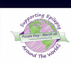 Purple Day - March 26th