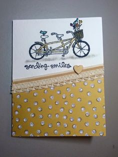 Cheryl Flynn's Starfish Stampers, Pedal Pusher, Stampin' Up!