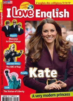 I Love English 232, septembre 2015