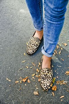 ff71ba8007a 27 Best Leopard loafers images