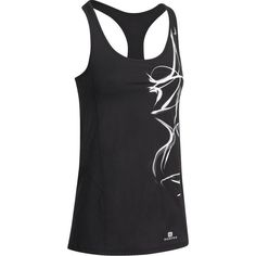 7,99 € - FITNESS Fitness - Débardeur long ENERGY fitness - DOMYOS