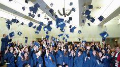 Hats off - Remise des diplômes - Marketing - Paris Dauphine 2010 | Flickr: partage de photos!