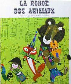 LA RONDE DES ANIMAUX:アリス&マーティン・プロベンセン  http://twin-rabbit.com/?pid=43234402