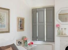 Solid Shutters and Solid Panel Shutters for Interior Windows