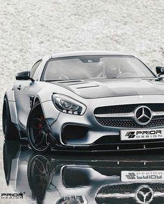 Mercedes-Benz SLS GTS AMG