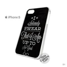 I Solemnly Swear Harry Potter revisi buat Phone Case For Apple, iphone 4, 4S, 5, 5S, 5C, 6, 6 +, iPod, 4 / 5, iPad 3 / 4 / 5, Samsung, Galaxy, S3, S4, S5, S6, Note, HTC, HTC One, HTC One X, BlackBerry, Z10
