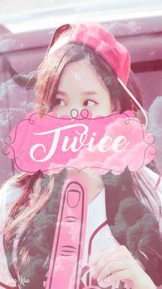Twice Nayeon Wallpaper Lockscreen