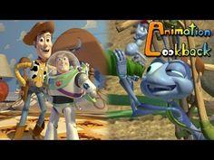 The History of Pixar Animation Studios 1/6 - Animation Lookback (25:10)