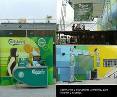 #carlsberg #cerveza #firstgroup #grupofirst #eventos #decoracion #partofthegame