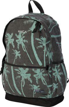 8106a1b5ef RVCA Washed Palms backpack feldspar