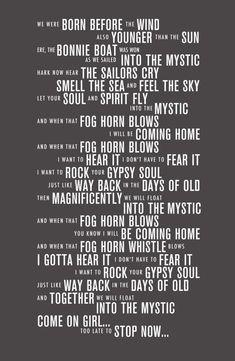 10 Best van morrison lyrics images in 2014 | Van morrison