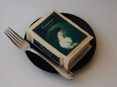 Booklicious: Have Your Books and Eat Them Too