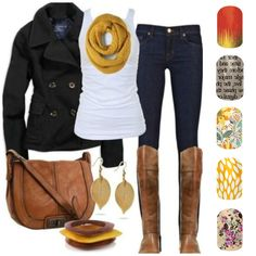 Winter 2014 outfit + Jamberry collage http://nicolehenning.jamberrynails.net