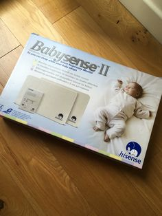 Baby Sense 2 - Infant Respiratory Monitor  Description: Used for monitoring your little one's breathing at night. Place it under the mattress.   Condition: Used Pick-up location: Wapping, London Price: Free Check out the product on Amazon URL~