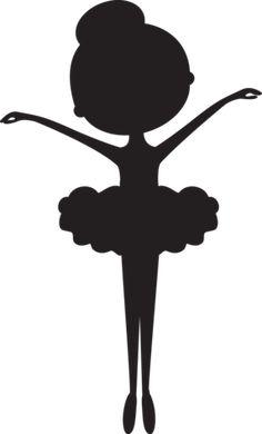 Silhouette Ballerina 1 - Minus                                                                                                                                                      More