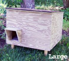 outdoor cat houses | Insulated Outdoor Cat Shelter | Feeding Station | Shelter Stand | Cat ...