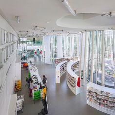 Media Library - Mont-de-Marsan, France