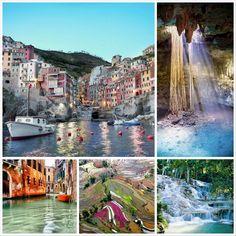 25 самых красивых мест мира которые стоит посетить | самые красивые рейтинг путешествие пейзажи отдых мир курорт водопад