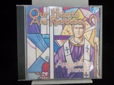 Our Hearts Are Restless By Augustinian Friends 2005 Christian CD  #OurHeartsAreRestless #AugustinianFriends #Religion #Christian #Christianity #Music #CD #Bonanza
