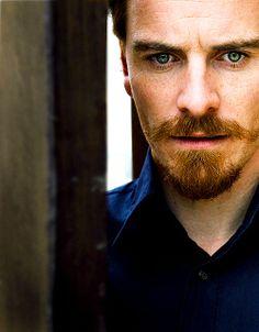Fassy red's beard