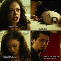Planet Terror Good Jokes, Look At Me, Movie Quotes, Stand Up, Comedians, Planets, Cinema, Halloween, Movies