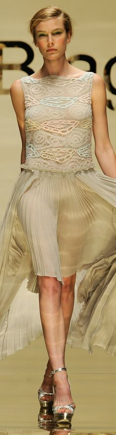 Laura Biagiotti Spring Summer 2012 Ready-To-Wear