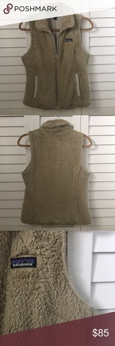 Patagonia Los Gatos Vest Los Gatos Vest in El Cap Khaki by Patagonia {small} slight sign of ware around the armpit area. Willing to trade for a larger size!! Patagonia Jackets & Coats Vests